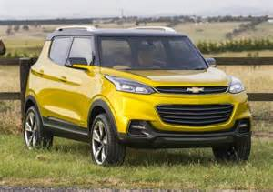 Names Of Chevrolet Suvs New Chevy Small Suv 2015 Autos Post