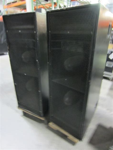 Speaker Meyer used msl 3 loudspeaker by meyer sound item 32727