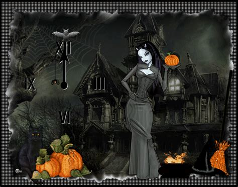 imagenes halloween brujas sexis gifs de halloween im 225 genes con movimiento de halloween