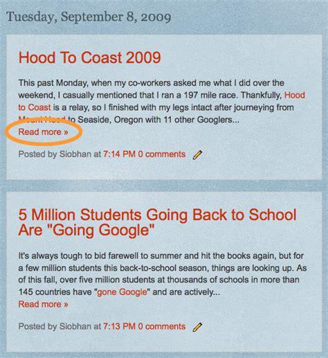 cara membuat read more dengan background warna cara praktis membuat read more di blogspot dengan sekali