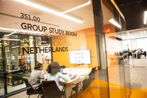 book a study room concordia book a study room at webster library using a touch screen tablet