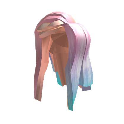 roblox hair for tix long pastel hair roblox pinterest comprar y cosas