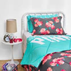 Reversible quilted comforter pink victoria s secret more