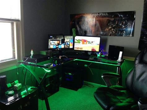 gamer zimmer show us your gaming setup 2016 edition amino
