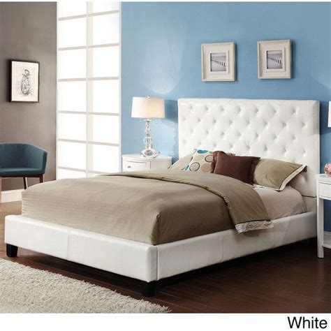 1000 ideas about white tufted headboards on