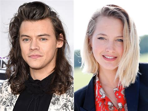 harry styles dating food blogger tess ward report