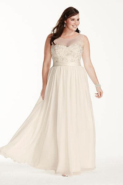 Wedding Dresses Plus Size Uk by Guide To Buying Plus Size Wedding Dresses Bridal