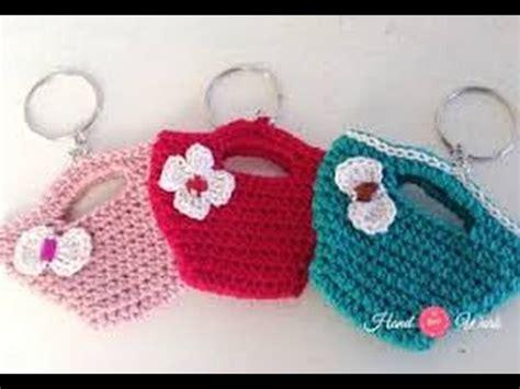 como hacer un caminito al crochet como hacer un llavero tejido al crochet hogar tv por