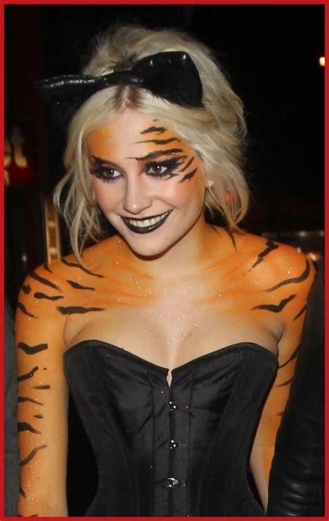 Make Up Pixy pixie lott tiger makeup boujis without make up travel