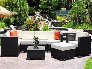 Outdoor Patio Lounge Chairs Design Ideas Luxury Caluco Dijon Lounge Cushion Patio Wicker Set Modern Outdoor Lounge Sets Other Metro