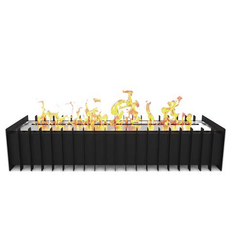 pro 24 inch ventless bio ethanol fireplace grate burner