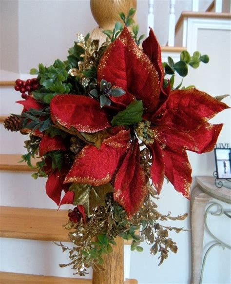 christmas poinsettia decor bing images stuff i like