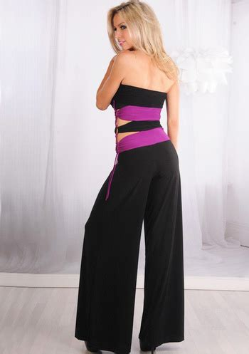strapless gown with cutout sides by strapless cut out side jumpsuit wholesale