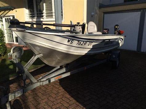 boot trailer maximale breite alu angelboot smoker craft pro mag 14 40 aluboot in