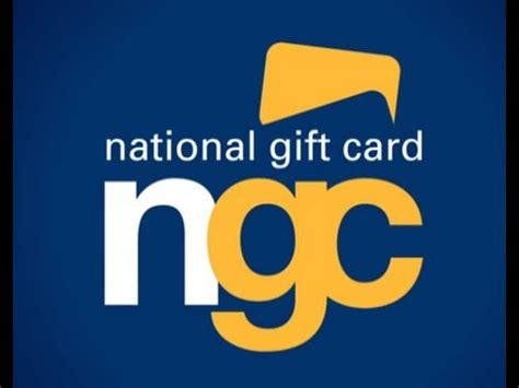Ngc Gift Cards - national gift card who we are youtube