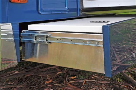 Rv Storage Drawers by Wirr Away Motor Homes