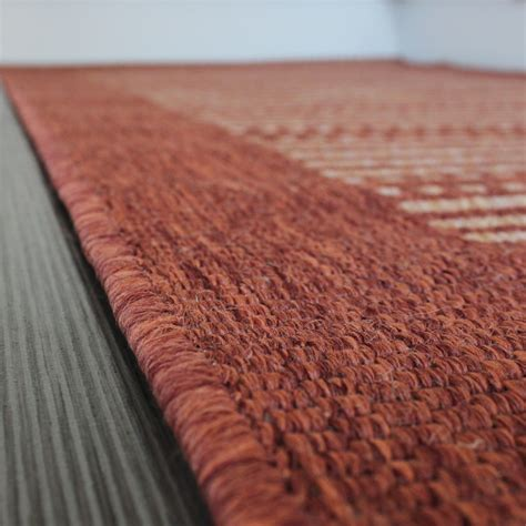 teppich sisal optik teppich sisal optik orange mais terrakotta neu ovp alle