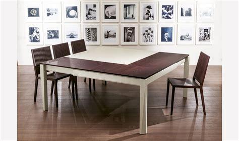 decorar oficina rectangular mesa comedor extensible cuadrada pl 250 rimo en