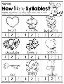 25 best ideas about syllables kindergarten on pinterest