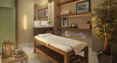 decorar sala blanca como decorar una sala de masajes en camillas online