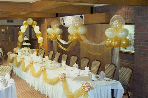 Decoration With Balloons by The Best Wedding Decorations Great Wedding Balloon