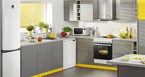 modern kitchen appliances pros and cons of built in kitchen appliances adding