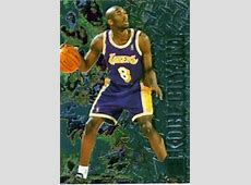 1996/97 - Kobe Bryant - NBA Basketball - Fleer Metal - Z ... Kobe Bryant Cars Collection