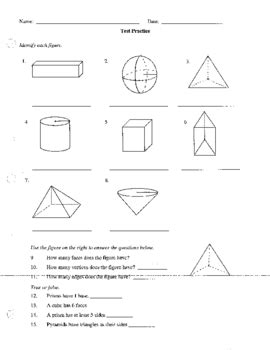 11 4 Volumes Of Prisms And Cylinders Worksheet Answers