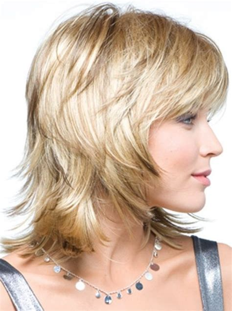 medium hairstyles for fine hair pictures medium layered hairstyle straight hair popular haircuts