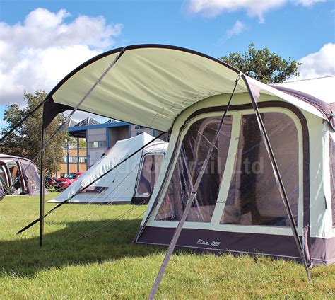 ebay caravan awnings outdoor revolution elan caravan awning sun canopy extension 2017 ebay