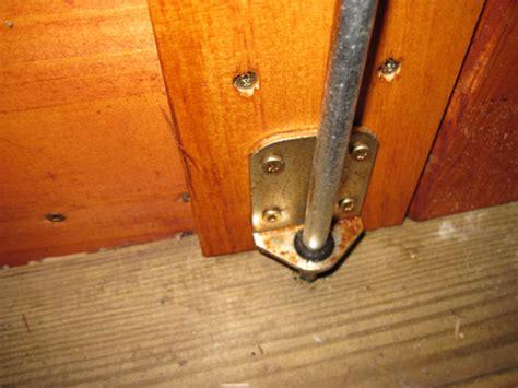 double door shed door locks security guards companies