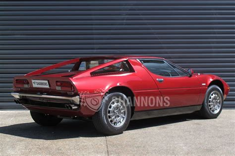merak maserati sold maserati merak coupe auctions lot 15 shannons