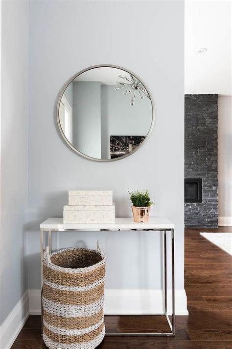 foyer mirror foyer table design ideas