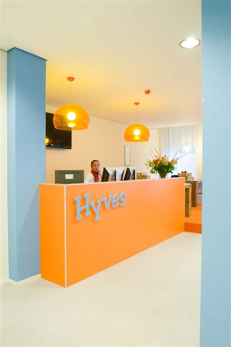 colorful office chairs sayeh pezeshki la brand logo hyves the most colorful office you ve ever seen sayeh