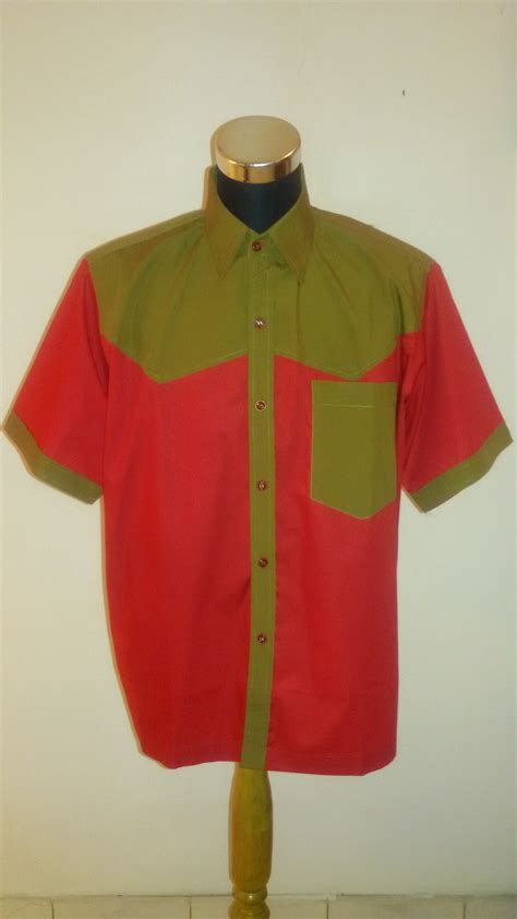 Jual Teflon Ukuran Besar jual baju kemeja berkerah pria ukuran besar murah toko