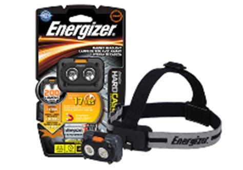 energizer rugged led headlight professional lighting energizer