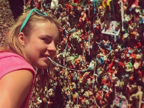 seattle gum wall is getting a scrubbing but the practice seattle s gum wall is getting scrubbed making room for a