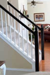 How To Restain Stair Handrail Img 4401 Home Pinterest Stains Look At And Staircases
