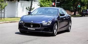 Maserati Ghibli Review 2017 Maserati Ghibli Review Caradvice