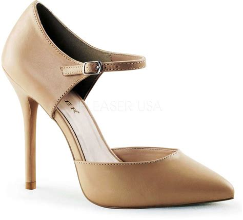 chic high heels chic pointed toe ankle pumps d orsay stiletto high