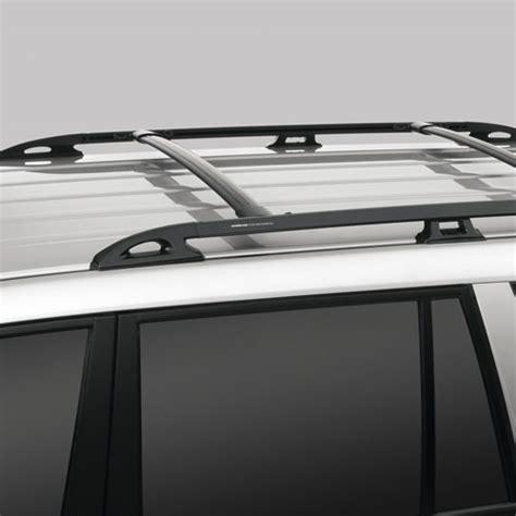 honda pilot roof racks crossbars side rails bernardi parts