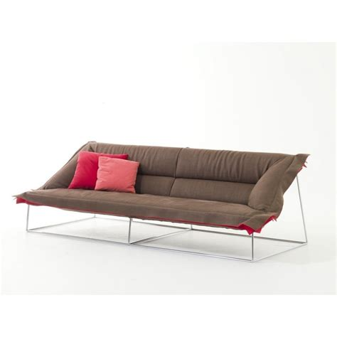 sofa moroso volant 225 cm design urquiola progarr