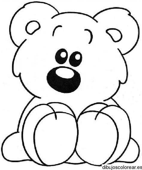 Imagenes Bonitas Para Colorear De Disney Faciles | dibujos para ni 241 os peque 241 os f 225 ciles para pintar