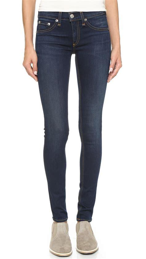 rag bone  skinny jeans bedford modesens