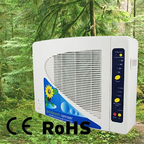 hepa filter air purifier with function negative ion and ozone gl 2108 for air cleaning in air