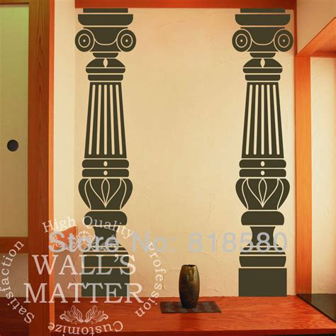 pillars decoration promotion shopping for