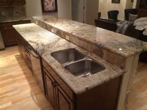 Decor Cabinets Ltd Sienna Beige Granite Kitchen Remodel Kitchen Granite
