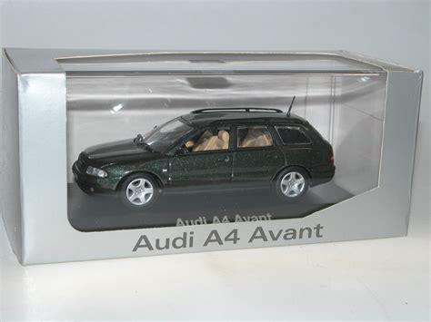 Audi A4 B5 Avant Facelift by Minichs Audi A4 Avant B5 Facelift 1999 Gr 252 N Selten