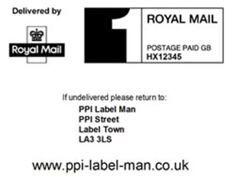 postage paid labels some advice to guide you through the