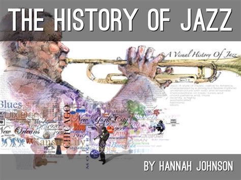 Records Of History Of Jazz By Johnson